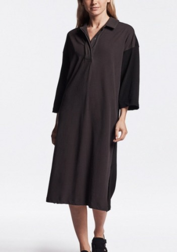 James Perse Drape Dress **