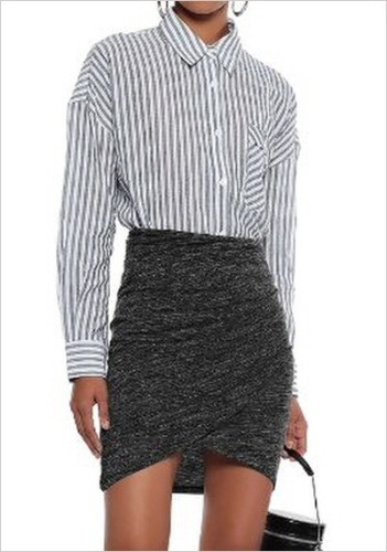 IRO Ruched Skirt
