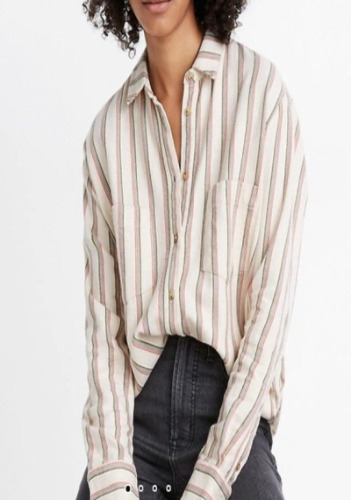 Madewell Stripe Shirt(limited sale)