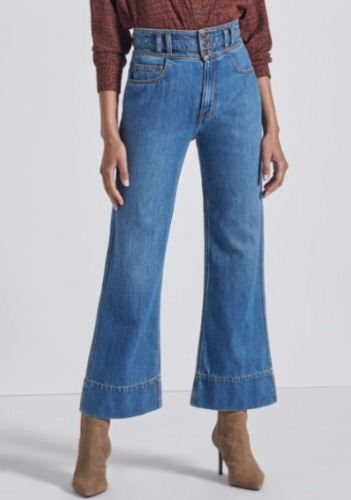 Current/Elliott High Jeans