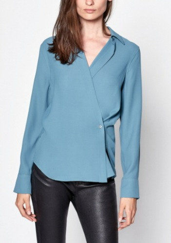Equipment Sleek Blouse