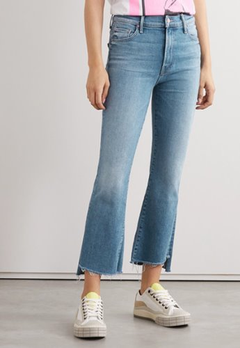 MOTHER flared jeans**