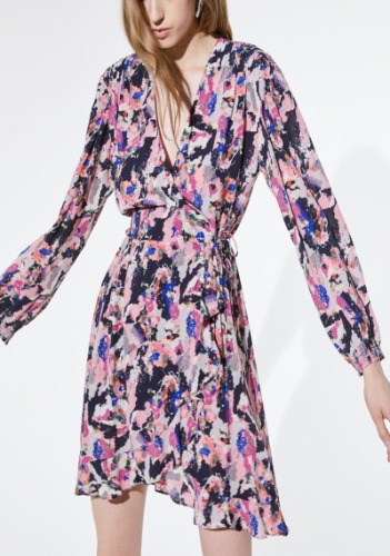 IRO Printed Dress (limited sale)
