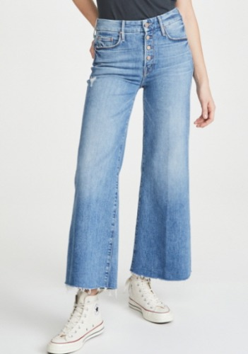 Mother Fray Jeans