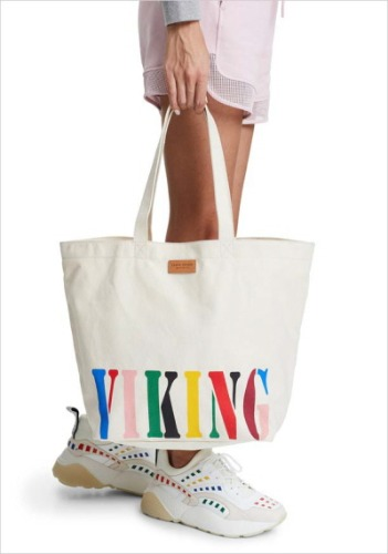 VANESSA BRUNO Printed Bag