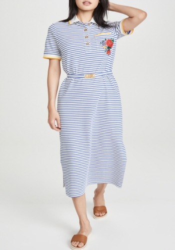Tory Burch Stripe Dress(limited sale)