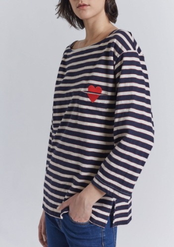 Current elliott Stripe Tee