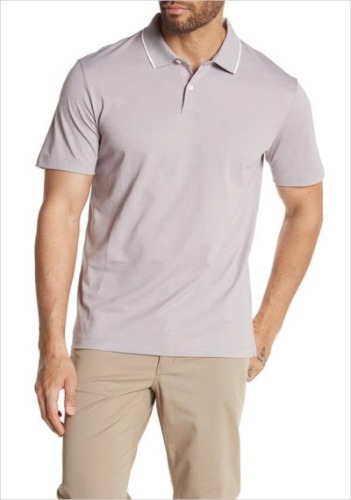 Theory Men Polo Shirt