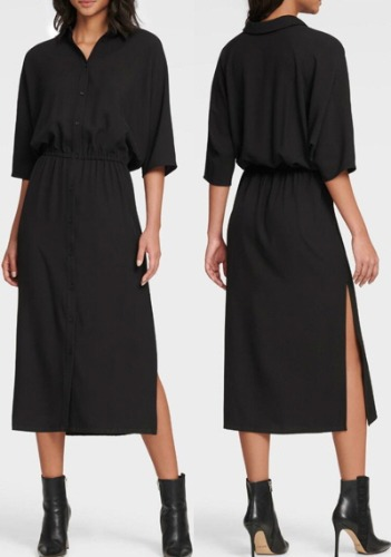 DKNY Shritdress