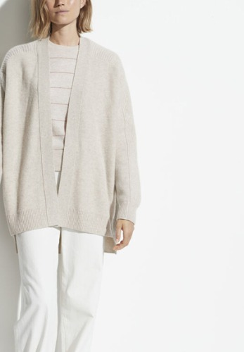 VINCE Wool & Cashmere Cardigan ***