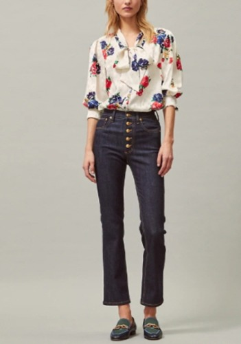 Tory Burch DENIM PANT