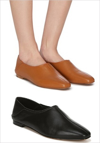 Vince Leather Flats(limited sale/ending soon)