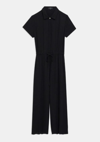 Theory Silk Jumpsuit  ***