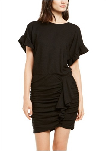 MICHAEL Michael Kors Fitted Dress