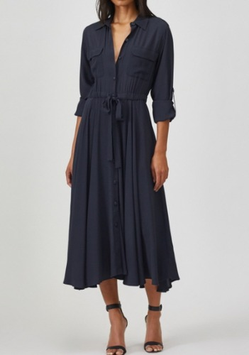 Equipment Midi Dress