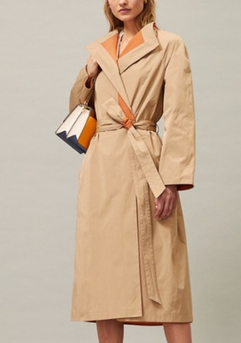 Tory Burch Trench Coat(양면)