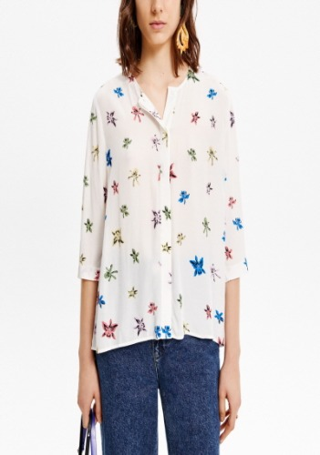 BL Printed Blouse