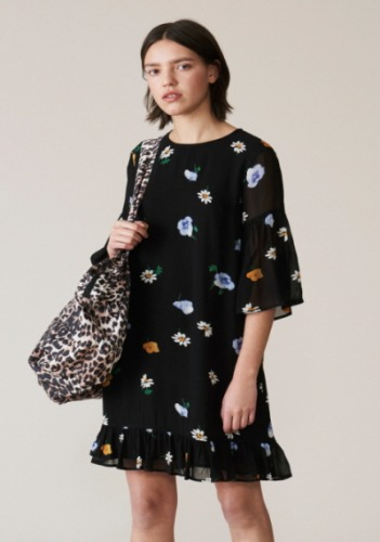 GANN Printed Dress
