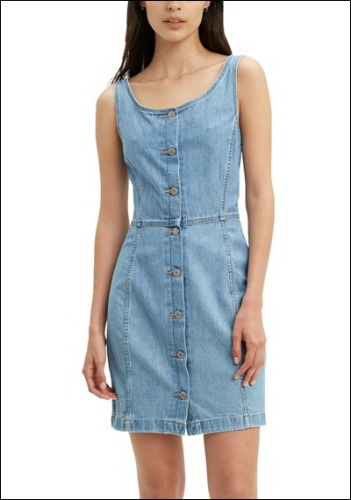 Levi's Sleeveless Dress