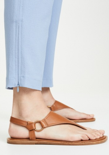 Vince Leather Sandals