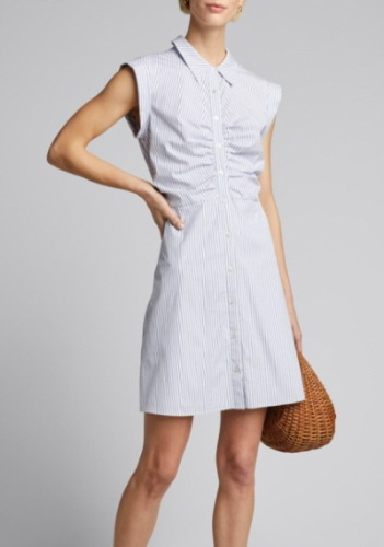VERONICA BEARD Shirtdress