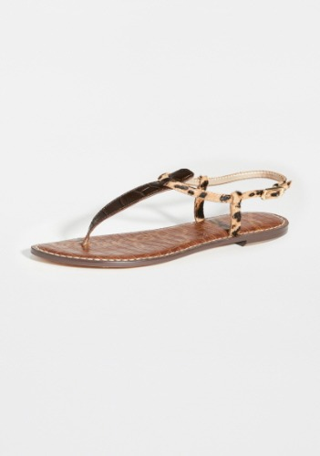 Sam Edelman Strap Sandals