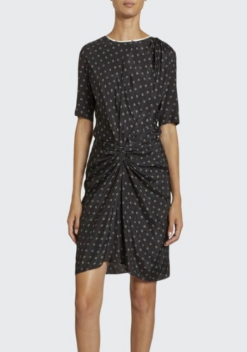 ETOILE ISABEL MARANT Printed Dress