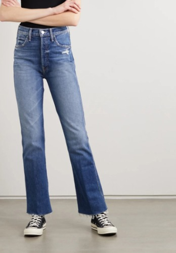 MOTHER Flared Jeans