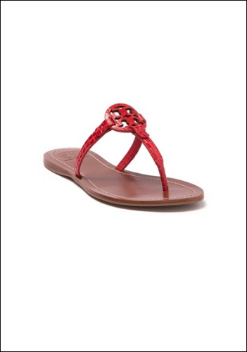 Tory Burch Logo Slides