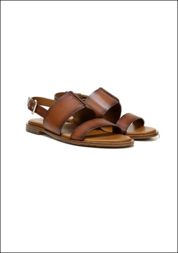 NATURALIZER Leather Sandals