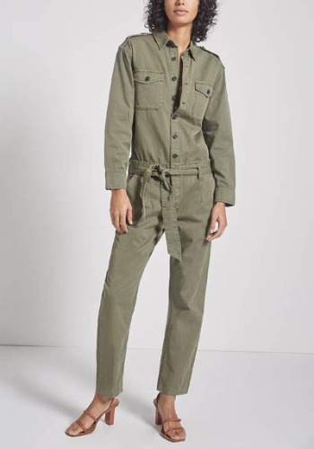 Current/Elliott COVERALL **Final sale