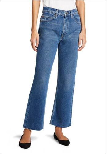 RE/DONE Boot-Cut Jeans **