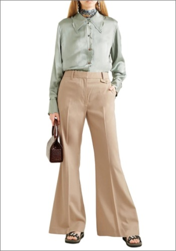 3.1 PHILLIP LIM Virgin Wool  Pants  **Final sale  ***