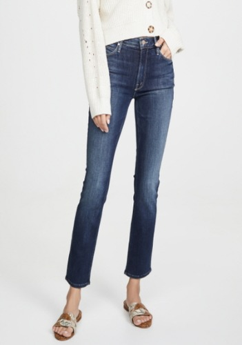 Mother Mid Rise Jeans(23,24.25)