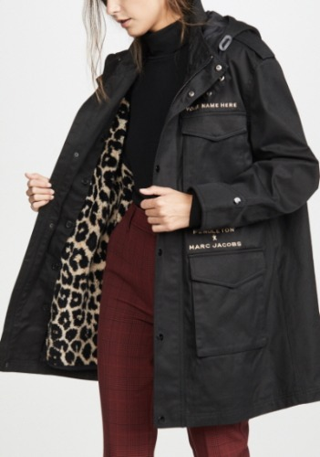 THE MARC JACOBS COLLABORATION PARKA