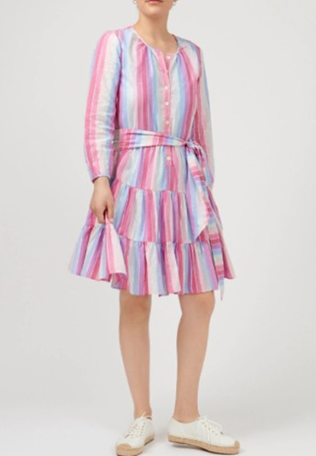 J.CREW Belted Dress **Final sale