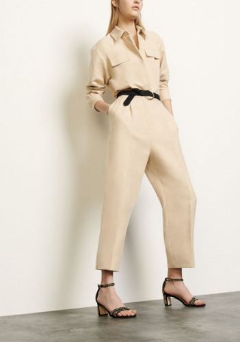 SANDRO Jumpsuit **Final sale