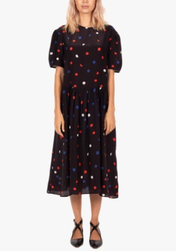 ÊTRE CÉCILE Printed Dress