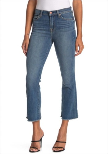 7 For All Mankind Kick Jeans