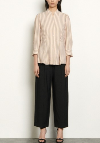 Sandro  High Rise Pants
