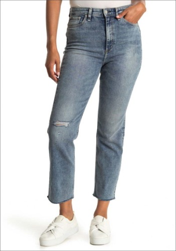 Rag & Bone High Rise Jeans