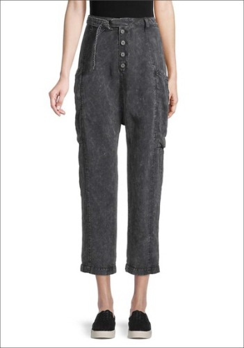 Free People Washed Jeans