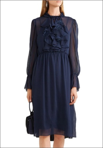 SEE BY CHLOÉ Navy Dress