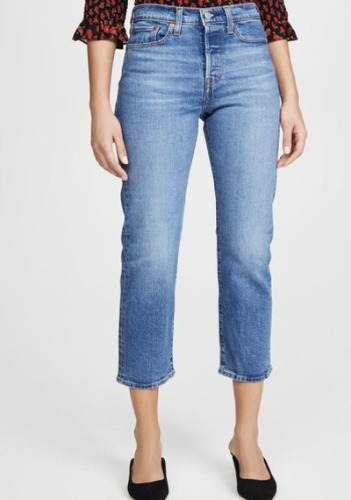 Levi's  Straight Jeans