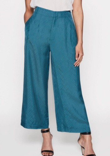 EQUIPMENT wide leg pants  **Final sale,,