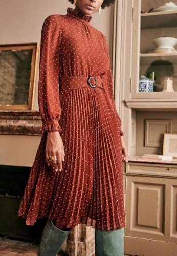 Sezane DRESS **