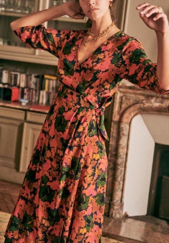 Sezane DRESS *