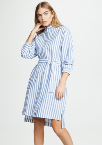 Acne Studios Striped Dress