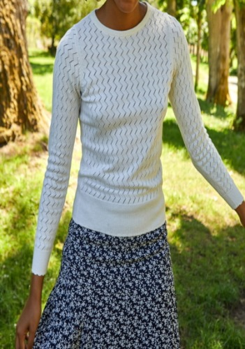 PM Knitted Pullover