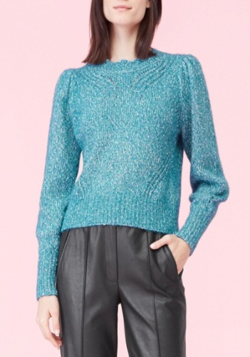 Rebecca Taylor Knitted Pullover